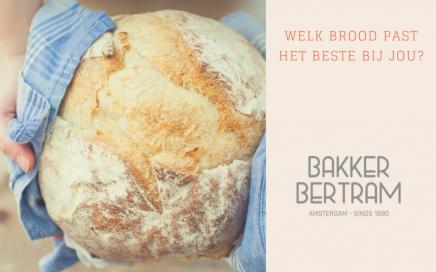 Welk brood past het beste bij jou?
