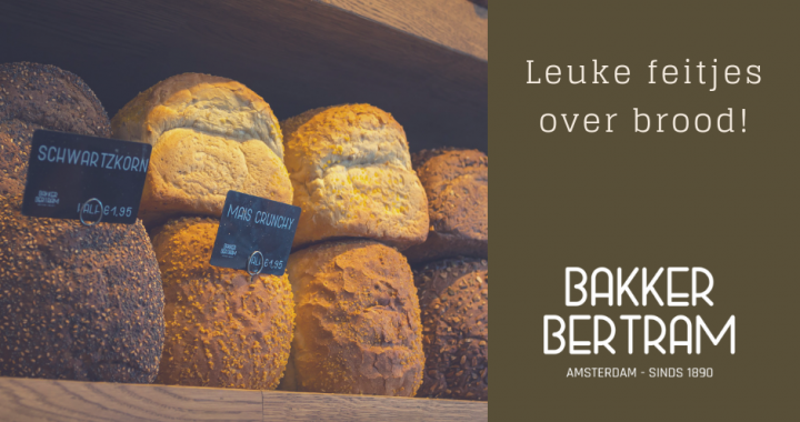 leuke feitjes over brood